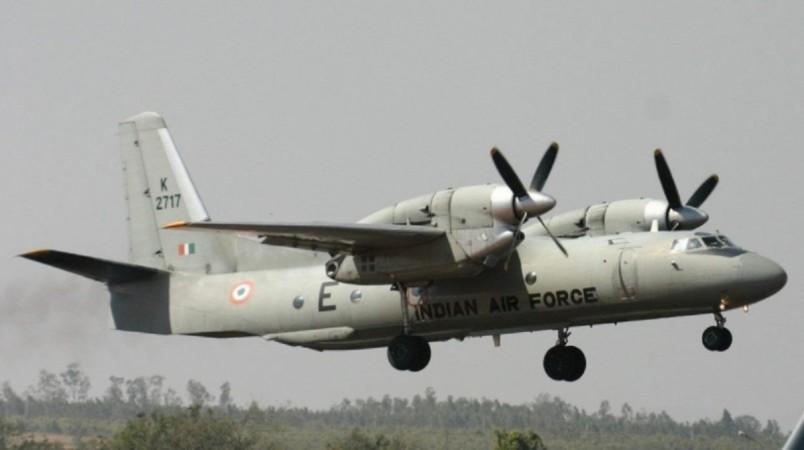 एएन-32 विमान