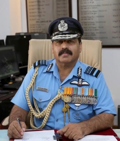 एयर मार्शल राकेश कुमार सिंह भदौरिया