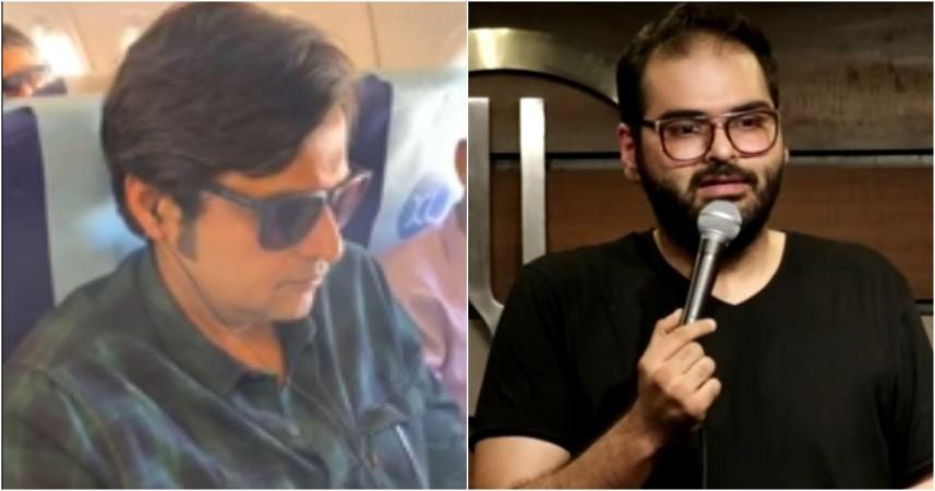कामरा ने मुंबई से लखनऊ के लिए इंडिगो की एक उड़ान में मंगलवार को रिपब्लिक टीवी के संपादक को परेशान किया।