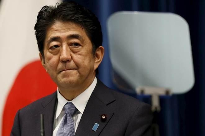 जापान के प्रधानमंत्री शिंजो आबे