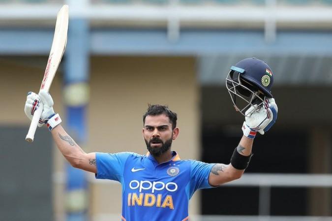 टीम इंडिया के कप्तान विराट कोहली