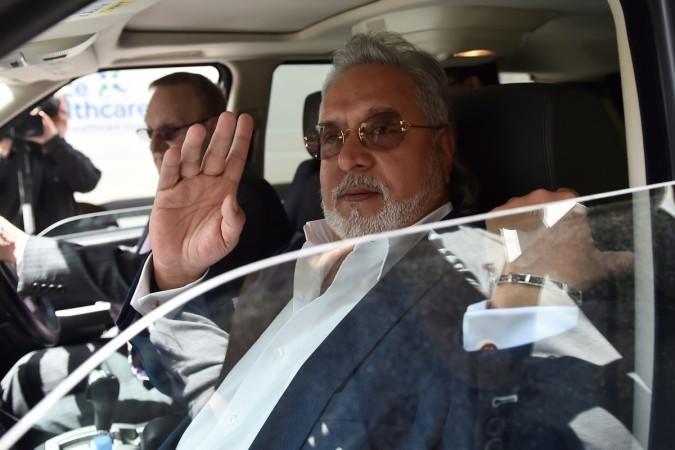 डॉ विजय माल्या की फाइल फोटो
