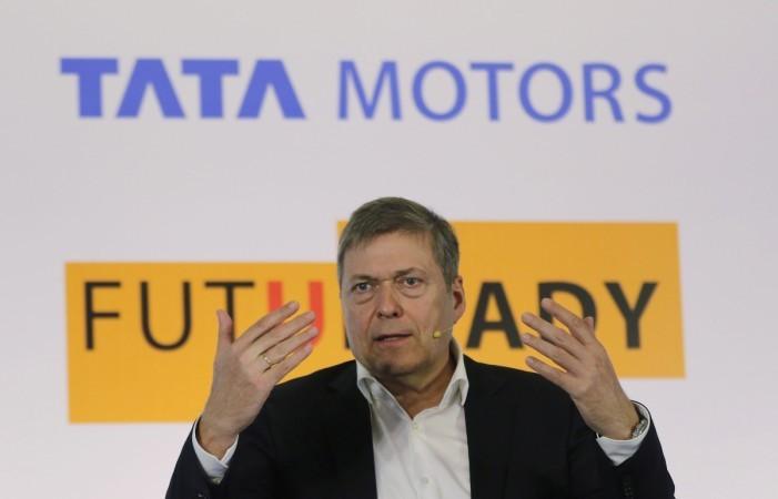 टाटा मोटर्स के मुख्य कार्यकारी अधिकारी एवं प्रबंध निदेशक गुंटर बटशेक