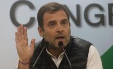 मैं ''राहुल सावरकर'' नहीं राहुल गांधी हूं, कभी माफी नहीं मांगने वाला: ''भारत बचाओ रैली'' में बोले राहुल