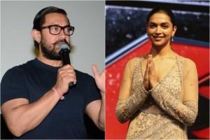 आमिर खान, दीपिका पादुकोण