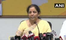 मनमोहन सिंह और रघुराम राजन के दौर में सरकारी बैंकों ने देखा था 'सबसे बुरा वक्त' : वित्त मंत्री निर्मला सीतारमण