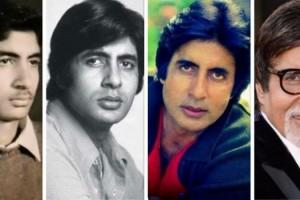 आज बॉलीवुड के शहंशाह अमिताभ बच्चन का 77वां जन्मदिन है.