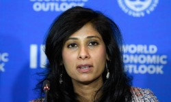 आईएमएफ की मुख्य अर्थशास्त्री गीता गोपीनाथ
