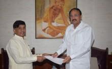 कांग्रेस में इस्तीफों का दौर जारी; कर्नाटक से राज्यसभा सांसद केसी राममूर्ति ने दिया अपने पद से इस्तीफा