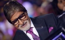 नियमित जांच के लिए मुंबई के अस्पताल में भर्ती हुए बॉलीवुड के महानायक अमिताभ बच्चन