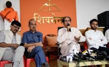 शिवसेना प्रमुख उद्धव ठाकरे का बड़ा बयान, कहा- सरकार बनाने के लिए बीजेपी अभी भी कर रही संपर्क