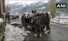 जम्मू-कश्मीर के गांदरबल में मुठभेड़ में एक आतंकवादी ढेर, सेना का एक जवान घायल