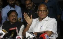महाराष्ट्र में जारी राजनीतिक उठापटक के बीच पीएम मोदी से मिले एनसीपी सुप्रीमो शरद पवार