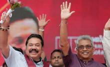 श्रीलंका के प्रधानमंत्री विक्रमसिंघे का इस्तीफा, राष्ट्रपति गोटबाया ने बड़े भाई महिंदा को चुना नया पीएम