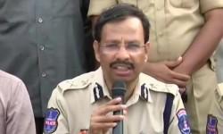 साइबराबाद के पुलिस आयुक्त वीसी सज्जनार