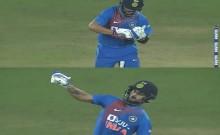 विराट कोहली के 'नोटबुक सेलिब्रेशन' पर बोले विंडीज कप्तान पोलार्ड - कोई दिक्कत नहीं