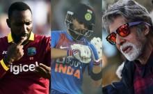 विंडीज के खिलाफ पहले टी-20 में जीत के बाद बिग-बी की फिल्मी बधाई का कोहली ने दिया जवाब