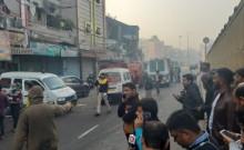 दिल्ली में उपहार अग्निकांड के बाद अनाज मंडी की घटना दूसरी सबसे भयानक घटना