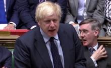 ब्रिटेन के ऐतिहासिक चुनाव जीतने के बाद जॉनसन ने लिया 31 जनवरी तक ब्रेक्जिट का संकल्प