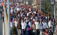 नागरिकता संशोधन कानून का विरोध : जामिया, एएमयू में हिंसक हुआ प्रदर्शन, बंगाल में उबाल, असम में स्थिति में सुधार