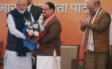 पीएम मोदी ने जताई नड्डा के पार्टी अध्यक्ष के तौर पर यशस्वी होने और उनके नेतृत्व में पार्टी के विस्तार की उम्मीद