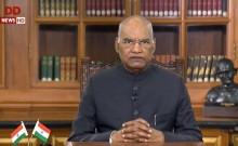 सामाजिक, आर्थिक लक्ष्यों को प्राप्त करने के लिए संवैधानिक उपाय याद रखें: राष्ट्रपति रामनाथ कोविंद