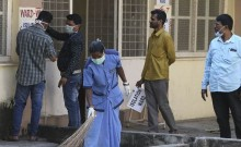 दिल्ली में कोरोनावायरस का डर: चीन से लौटे 3 मरीज आरएमएल अस्पताल के आइसोलेशन वार्ड में भर्ती