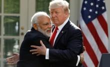 हमारे व्यापार को 'प्रभावित' कर रहा है भारत, इस पर करेंगे पीएम मोदी के साथ बातचीत : डोनाल्ड ट्रंप