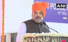 दिल्ली पुलिस को शरारती तत्वों से निपटते वक्त संयम बरतना चाहिए : गृहमंत्री अमित शाह