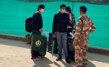 कोरोनावायरस: चीन से लाये गए 400 से अधिक लोगों के अंतिम समूह को मिली दिल्ली के आईटीबीपी केंद्र से छुट्टी